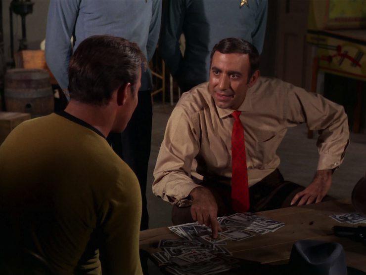 Star Trek, season 2, A Piece of the Action