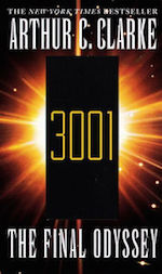 3001: The Final Odyssey TV adaptation Syfy Arthur C. Clarke