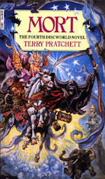 Mort Terry Pratchett movie adaptation Narrativia memorial