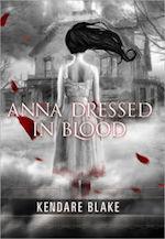 Anna Dressed in Blood book movie adaptation Stephenie Meyer Kendare Blake