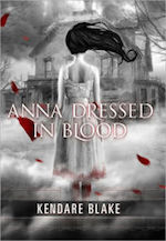 Anna Dressed in Blood book movie adaptation Stephenie Meyer Kendare Blake