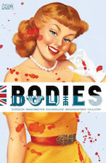 Bodies graphic novel adaptation television TV Hulu