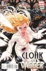 Cloak and Dagger TV show Freeform