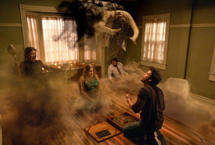 Midnight Texas TV show NBC Charlaine Harris pilot picked up series