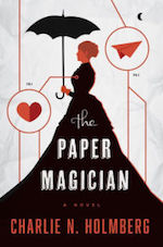 The Paper Magician adaptation