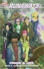 Runaways TV adaptation Hulu