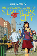 The Shambling Guide to New York City movie adaptation Mur Lafferty