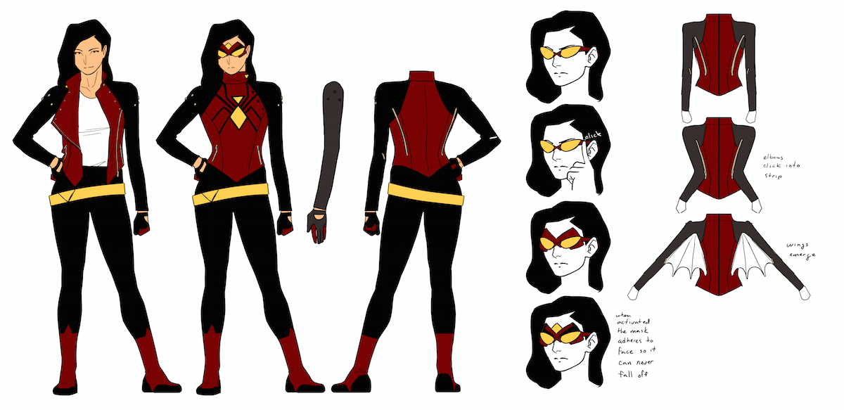 Kris Anka Spider-Woman