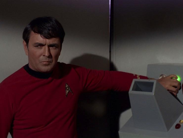 Star Trek, season 2, Assignment: Earth