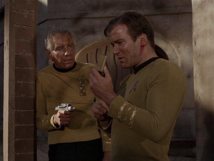 MUSINGS OF A SCI-FI FANATIC: Star Trek TOS S1 Ep9: Dagger