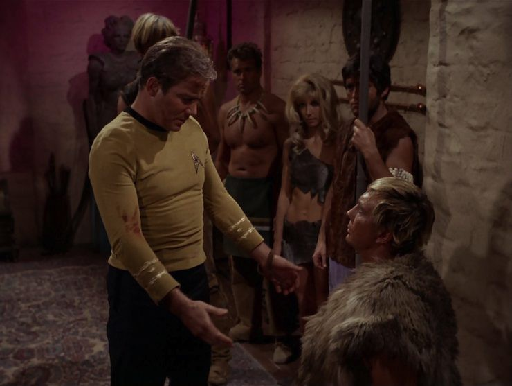 Star Trek, original series, season 2, The Omega Glory
