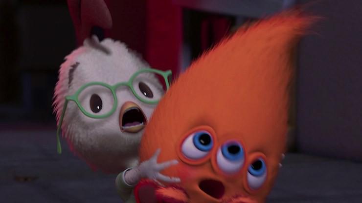 An Inauspicious Start To Computer Animation Disney S Chicken Little