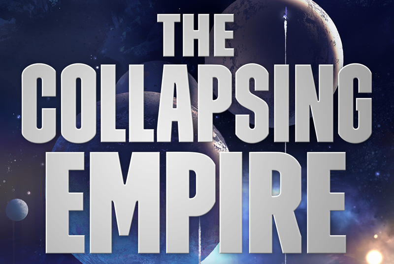 Enter The Flow: Excerpts from John Scalzi's The Collapsing Empire