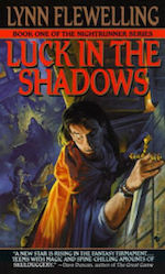 Five Books About Prophecy Luck in the Shadows The Nightrunner series Lynn Flewelling