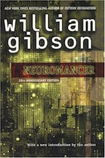 cyberspace the matrix Neuromancer virtual reality cyberpunk evolution