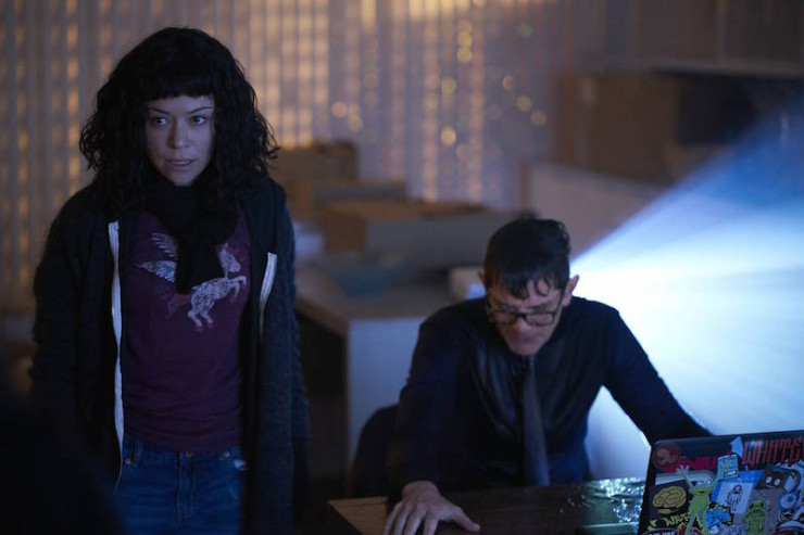 Orphan Black 4x04 From Instinct to Rational Thought television review M.K. Veera Niki Helsinki