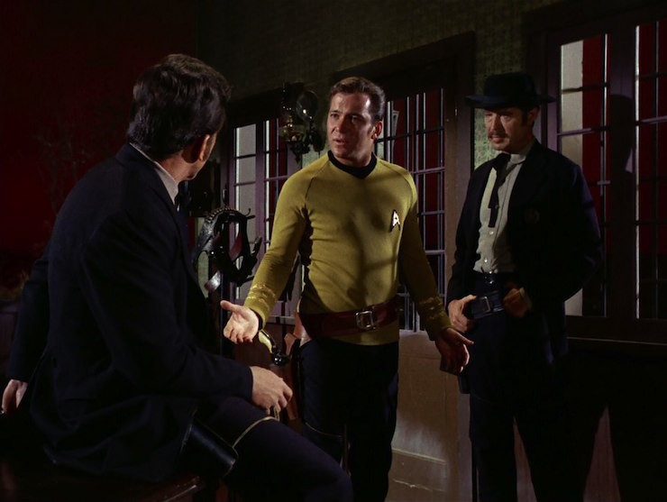 "Star Trek The Original Series Rewatch: ""Spectre of the Gun"" 