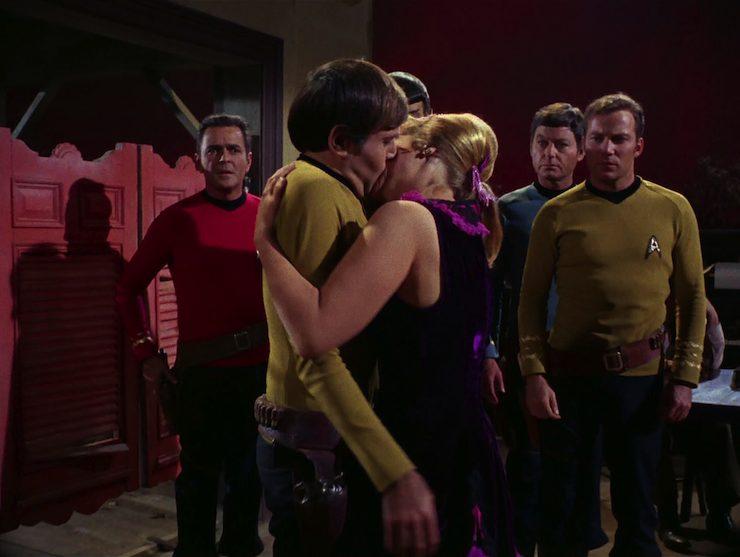 Star Trek, Original Series, season 3, Spectre of the Gun