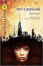 Synners Pat Cadigan virtual reality cyberpunk