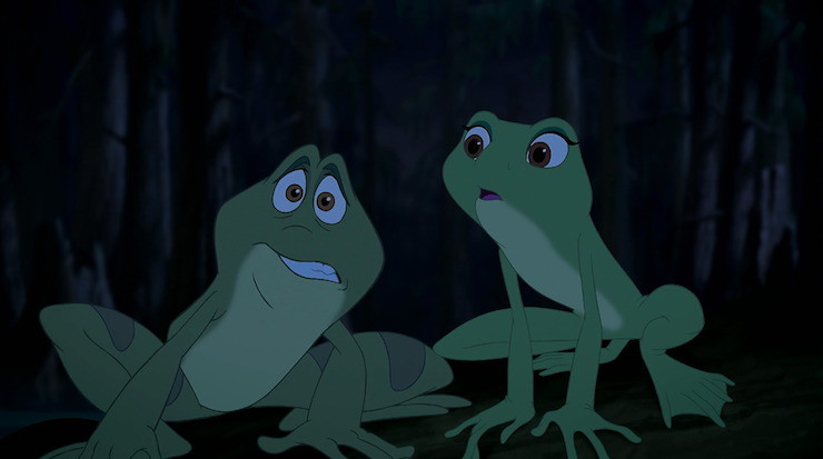 princess and the frog firefly name