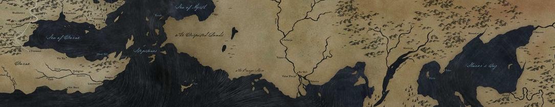 Meereen to Dorne