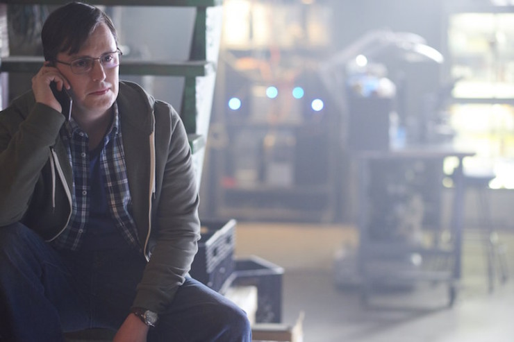 """Orphan Black 4x08 """"The Redesign of Natural Objects"""" Scott"""
