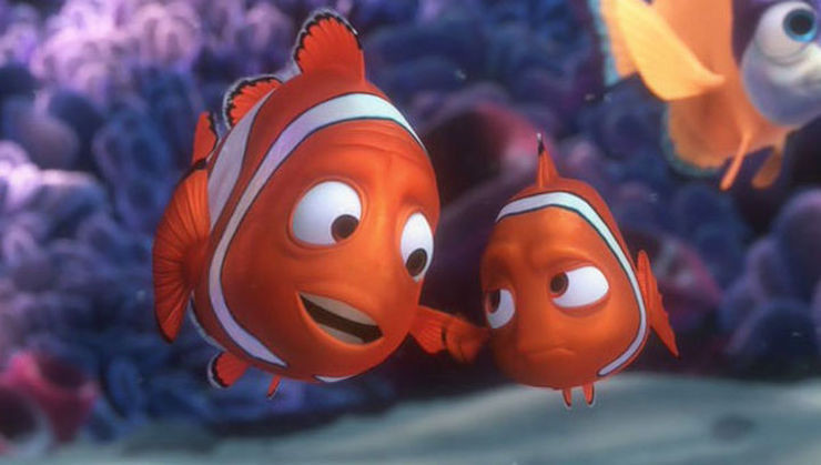 Finding Nemo Marlin best dads SFF Father's Day