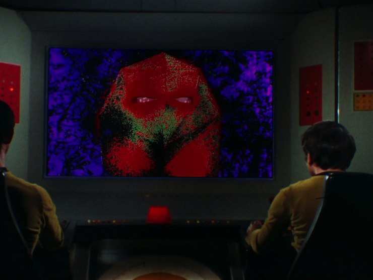 Star Trek, original series, The Tholian Web, season 3