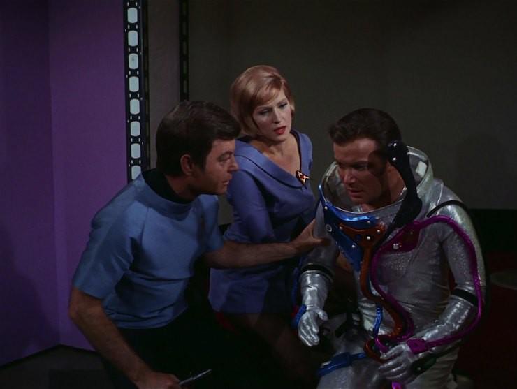 Star Trek, original series, The Tholian Web, season 3