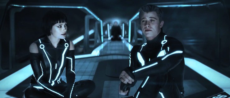 Tron Legacy, fashion
