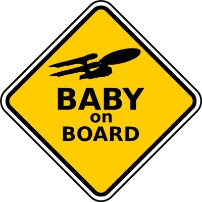 Enterprise baby on board