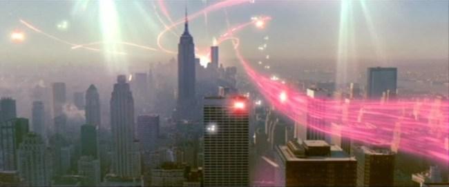 NY skyline ghosts