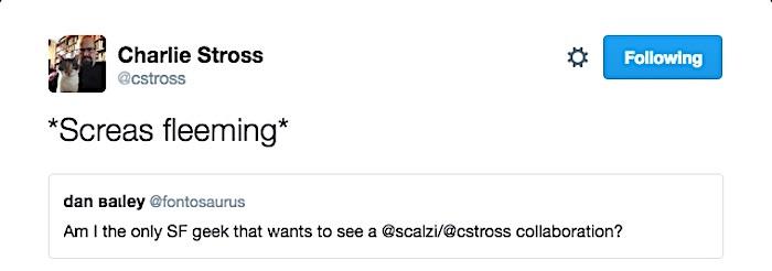 Charlie Stross on Twitter