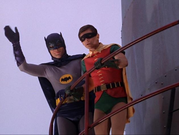 Batman Rewatch Mad Hatter Cowl