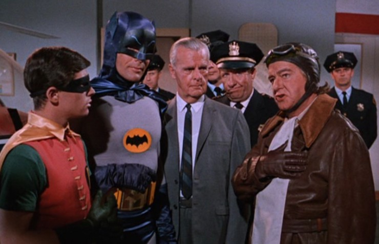 """Holy Rewatch Batman """"The Puzzles Are Coming"""""""
