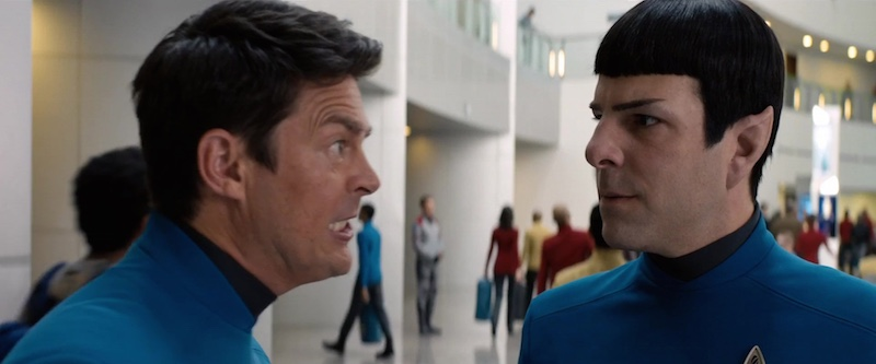 "I Think You're Underestimating Humanity"" — Star Trek Beyond"