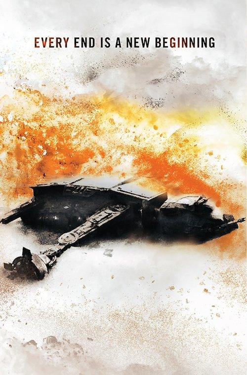 Star Wars Aftermath: Empire's End, Chuck Wendig