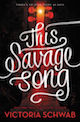 Victoria Schwab This Savage Song five books about monstrous humans