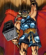Neil Gaiman norse mythology 1602 Thor
