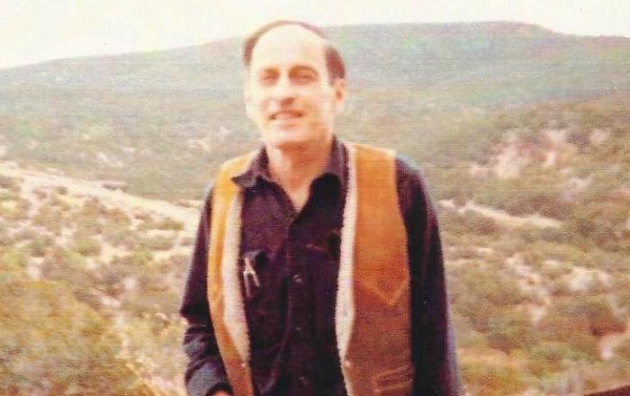 Roger Zelazny Santa Fe Home in 1982