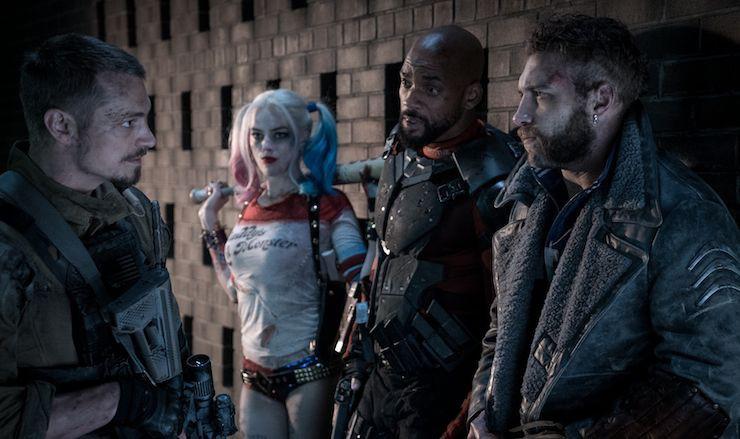 Suicide Squad movie 2016