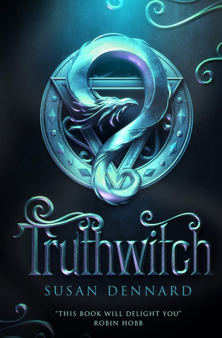 Truthwitch UK TPB Dennard