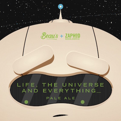 Beau's Life the Universe and Everything