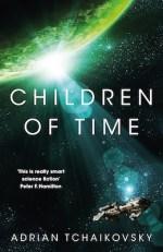 Children of Time Adrian Tchaikovsky Arthur C. Clarke Award