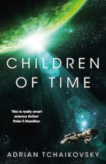 Children of Time Adrian Tchaikovsky Arthur C. Clarke Award