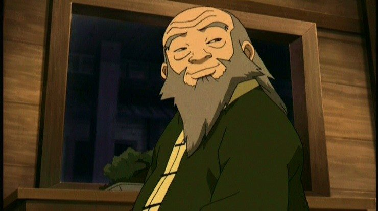 Uncle Iroh, Avatar: The Last Airbender