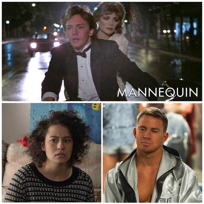 mannequin recast