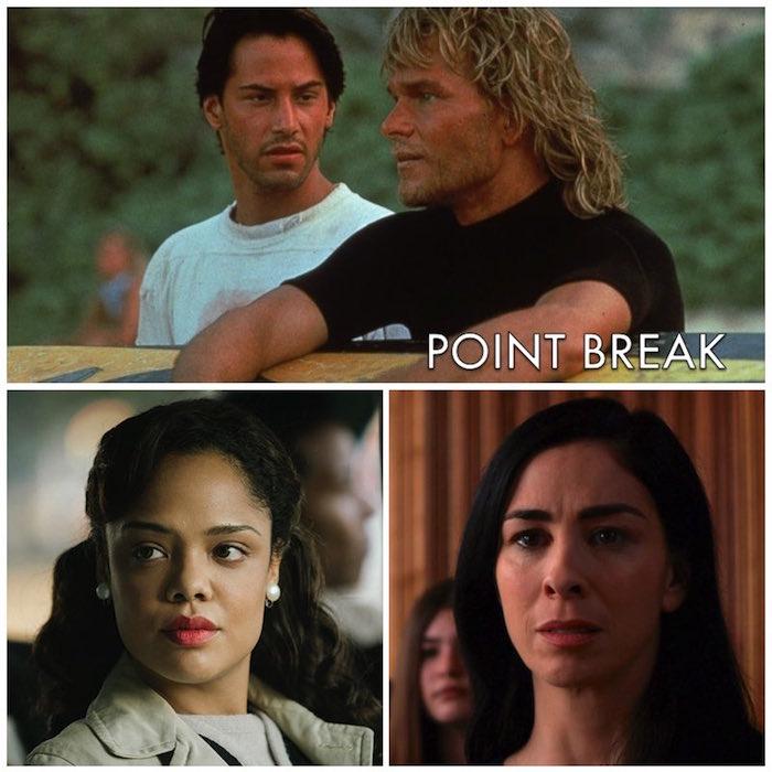 point break recast