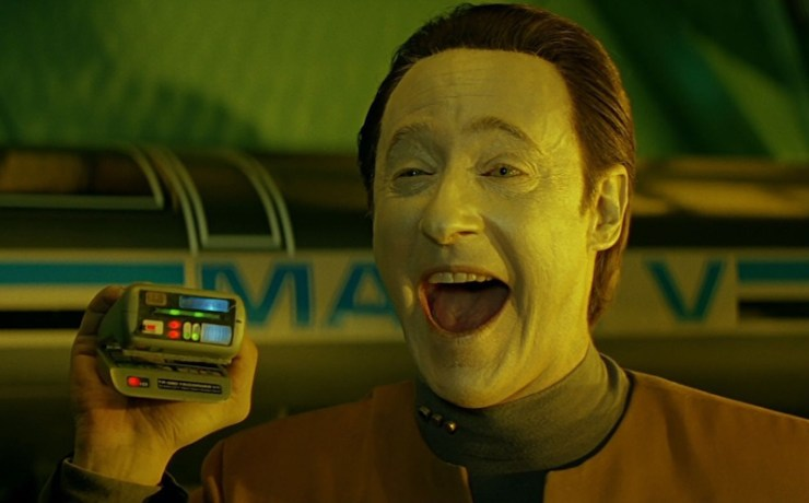 Data Laughing