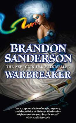 Warbreaker Brandon Sanderson